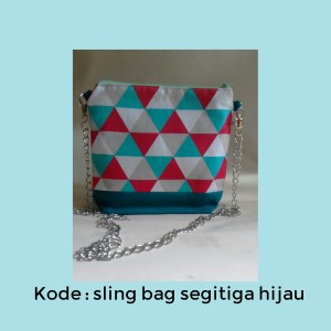 Sling bag kanvas mini
