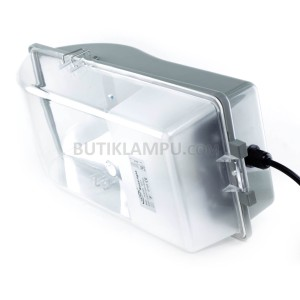 Lampu Jalan PJU Outdoor tahan air IP65 dinding / tiang