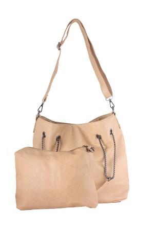 Tas Wanita Tote Bags - Sanne Tote Khaki Misyelle