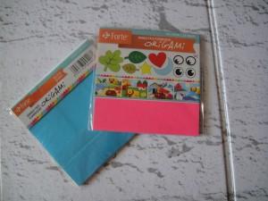 Kertas Lipat / Origami Forte 10x10 / Paper Craft