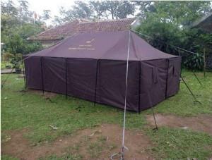 Tenda Komando Standar Produksi