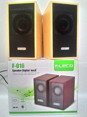 Speaker Fleco F-016 / Speaker Aktif Woofer Fleco F016 Original