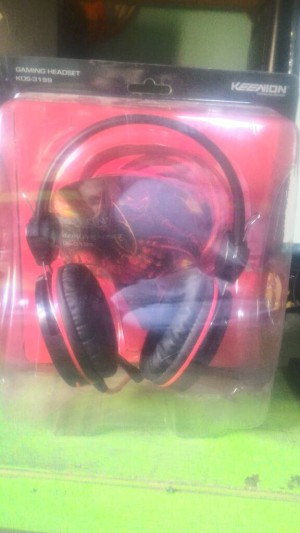 Headset Gaming keenion kos-3199