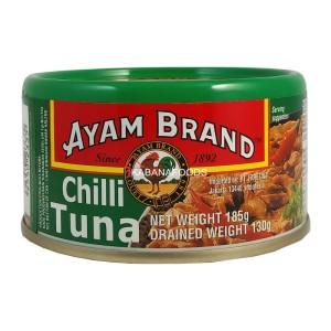 Tuna Cabe Kalengan Ayam Brand Chilli Tuna 185g