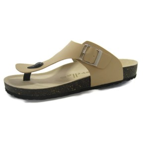 Morello Sandal Mens Deluxe Cream