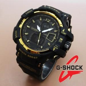 G-Shock GWA 1100 Black Gold