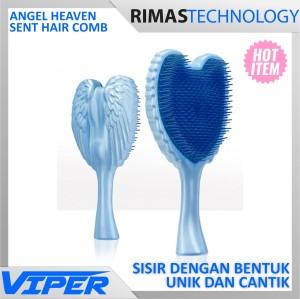 harga Angel Heaven Sent Hair Comb / Sisir Rambut Berbentuk Sayap Bidadari Tokopedia.com