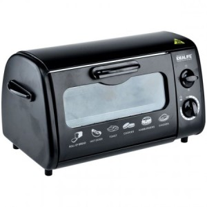IDEALIFE IL-400 Oven Toaster (Pemanggang) FO