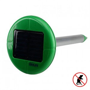 IDEALIFE IL-300RS Solar Rat Repeller (Pengusir TIkus)