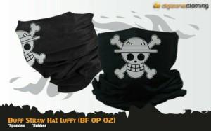 Buff Anime One Piece Straw Hat Pirates (BF OP 02)