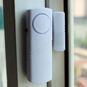 Alarm pintu dan jendela anti maling. Source ... System Wireless .