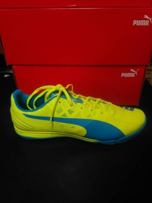 Sepatu Futsal Puma Evospeed Sala 3.4 100% Original