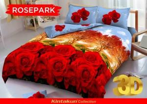 Sprei D'luxe Kintakun ukuran 160 x 200 – Rosepark