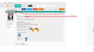 Jual Thaiger pharma airclen / clenbuterol - Kota Tangerang - STEROID  SUSTANON ORGANON | Tokopedia