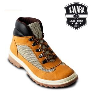 Sepatu Casual Boots Original Ori Pria Balarian Tan