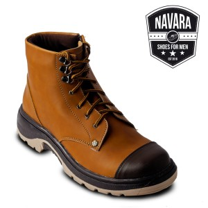 Sepatu Casual Boots Original Ori Pria Bones Tan Murah
