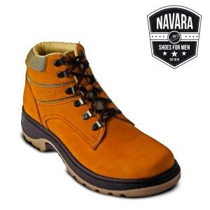 Sepatu Casual Boots Original Ori Pria Adventure Tan Murah