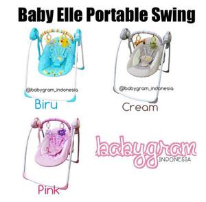 Kursi Ayun Weeler Baby Portable Swing 6194. Source · Babyelle Electric Swing / Baby Elle