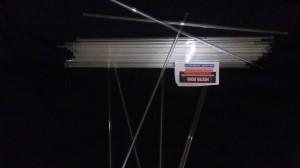 Pipet Pipa Kaca Pyrex Ukuran 5MM panjang 30Cm