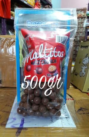Delfi Malt Crunch (isi karamel) 1kg