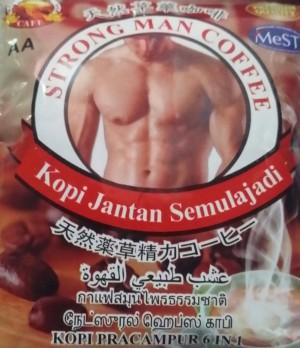 kopi jantan semula jadi made in malaysia