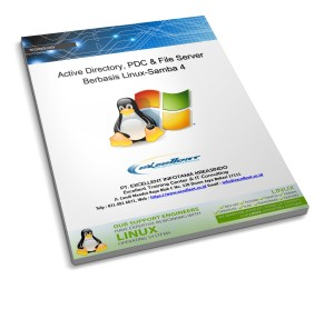 Buku Excellent: Active Directory Server