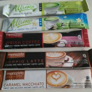 Esprecielo Allure Green Tea Coffe