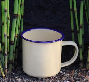 Mug Enamel 6