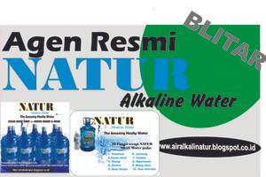 Agen Air Alkali, Air Kesehatan, Air Alkali NATUR