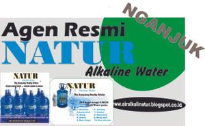 Air Alkali, Air Terapi, Obat Alami Batu Ginjal, Air Organik