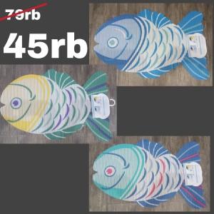 BolehDeals penyerap keset pintu kamar mandi lantai karpet antislipkarpet bantal lucu hantu Internasional . Source · [GA385] JYSK Bath Mat / Keset Kamar ...