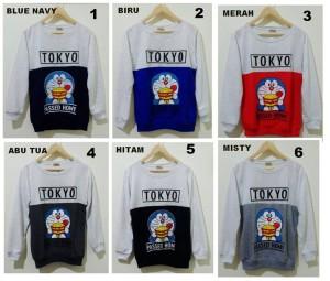 Sweater Doraemon Tokyo Passed Homy