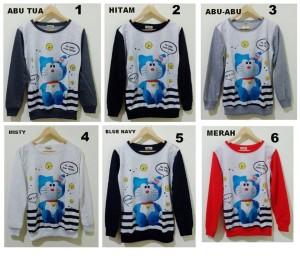 Sweater Doraemon Come From Future