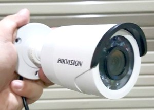 Kamera TurboHD 2MP outdoor DS-2CE16DOT-IRP