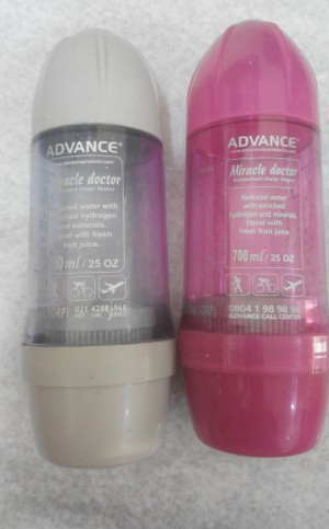 advance miracle doctor - antioxidant water maker
