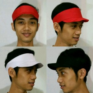 Topi Chef Topi Waiter model #1