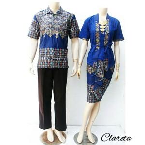 Batik Couple Clareta