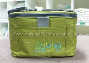 Tas Penyimpanan Botol Kaca ASI - Cooler Bag BKA