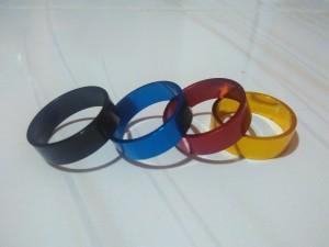 Ring Spacer Sepeda Aluminium Alloy 10mm