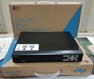 DVR EDGE 5 in 1 support AHD/HDTVI/HDCVI/Analog dan IP cam