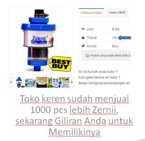 Filter Air Serba Guna untuk Rumah Tangga Anda - Zernii Water Filter