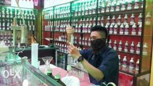 paket toko parfum mini