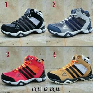 Sepatu Outdoor Adidas Goretex AX2 Grade Ori Import