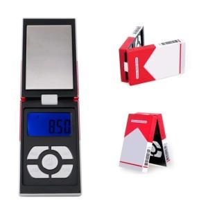 Timbangan Digital Import MisterBong Keren Model Kotak Rokok 500Gram