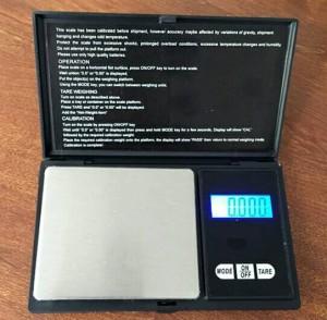 Timbangan Digital Berlian 200Gram Akurasi 0.01