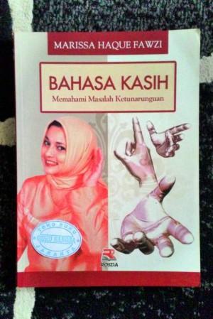 Buku Bahasa Kasih (memahami masalah ketunarunguan)