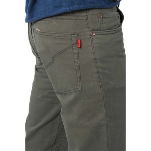 ... 2nd RED 115505T4 Pants Twill Olive Green