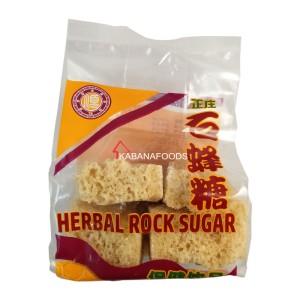 Minuman Kesehatan Gula Batu Herbal Shang Biau Herbal Rock Sugar 300g