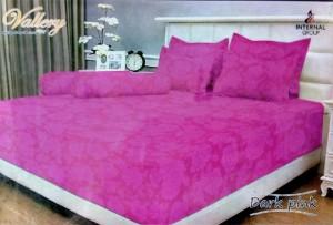 Sprei Vallery 160 – Dark Pink