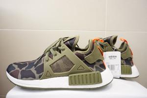 Adidas NMD XR1 Olive PRSTG SHOP